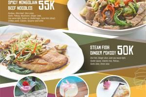 Oak Tree Emerald Semarang - Promo Makanan Maret hingga April