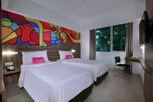 favehotel Kuta Kartika Plaza - favehotel Kartika STANDARD TWIN ROOM
