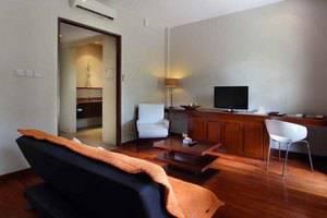 The Bali Khama Bali - Living Room Studio Suite