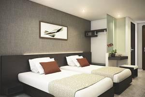 Savvoya Seminyak Hotel Bali - bedroom