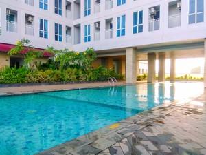 Simply Studio Apartment @ Grand Dhika City By Travelio