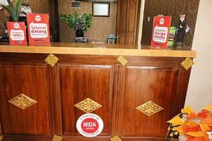 NIDA Rooms Cipayung Puncak Pass - Resepsionis