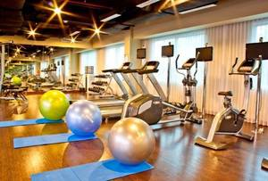 The Luxton Bandung Bandung - Gym Fitness Centre