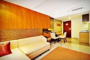 Horison Seminyak - Horison Suite - Ruang Tamu