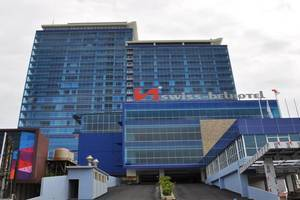 Swiss-Belhotel Makassar - Tampilan Luar Hotel