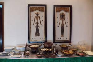 Adya Nalendra Boutique Hotel Yogyakarta - Sarapan Tradisional  - Prasmanan
