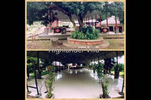 Resort Highlander Bogor - Aula