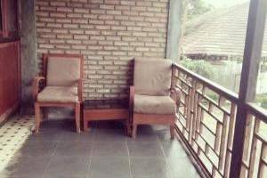 Resort Highlander Bogor - Rumah panggung 2