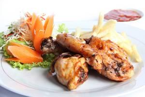 Radiant Villa Lembang - Menu Makanan