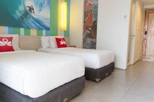 ZenRooms Legian Sriwijaya Surfer Bali - Tempat tidur Twin