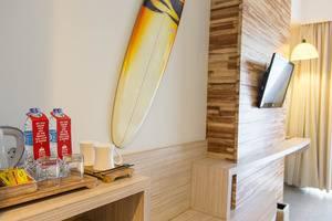 ZenRooms Legian Sriwijaya Surfer Bali - Fasilitas Kamar