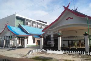 Avicenna Hotel Palangkaraya - Eksterior
