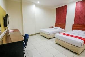 NIDA Rooms Panakkukang Fort Rotterdam - Kamar tamu