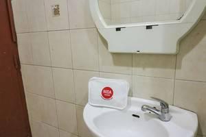 NIDA Rooms Panakkukang Fort Rotterdam - Kamar mandi