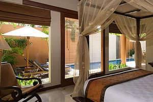 Bhavana Private Villas Bali - Kamar tidur