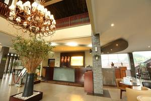 Hotel Pesona Bamboe Bandung - lobby 2
