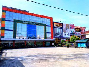 Parma Panam Hotel Pekanbaru - BUILDING