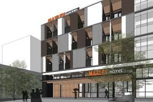 Maxley Hotel @Arjuna - Eksterior