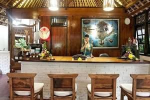 Ashyana Candidasa Bali - Resepsionis