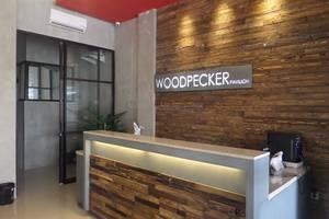 Woodpecker Hotel Yogyakarta - Lobby