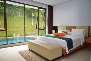 Permai Villa Dago Bandung - Kamar Tidur