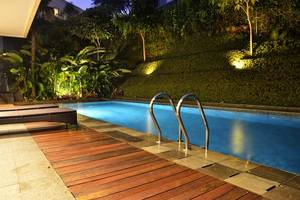 4 BR 2 Villa Dago City View Pool 2