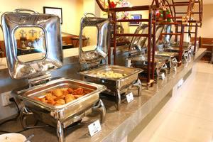 Maestro Hotel Kota Baru Pontianak - Buffet Sarapan Pagi