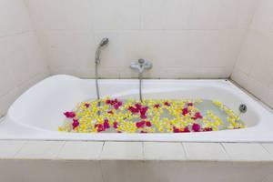 Jepun Bali Homestay Bali - Bath Tub