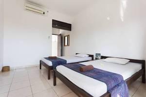 Jepun Bali Homestay Bali - Kamar dengan 2 tempat tidur