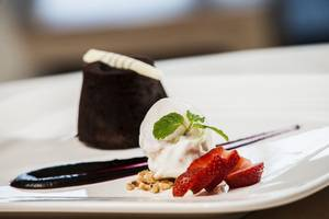HARRIS Hotel Seminyak Bali - Makanan penutup