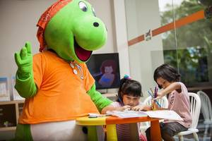 HARRIS Hotel Seminyak Bali - Dino Kids Club