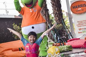 HARRIS Hotel Seminyak Bali - Kolam renang anak