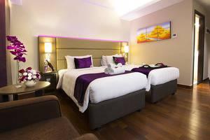 Satoria Hotel Yogyakarta Adisucipto - Superior twin room
