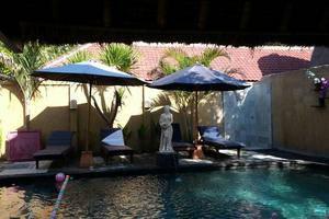 Adi Bungalow Bali - Kolam Renang