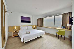 Whiz Hotel Sudirman Pekanbaru - Superior Double Room