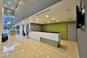 Whiz Hotel Sudirman Pekanbaru - Lobi