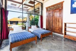 Puri Uluwatu Villas Bali - Standard Twin
