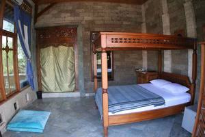 Puri Uluwatu Villas Bali - Deluxe Double Room....
