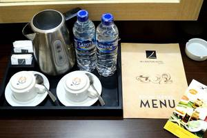 de Laxston Hotel  Yogyakarta - Fasilitas