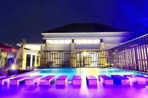 The Baliview Luxury Hotel & Resto Pekanbaru Pekanbaru - Kolam Renang