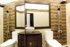 The Baliview Luxury Hotel & Resto Pekanbaru - kamar mandi