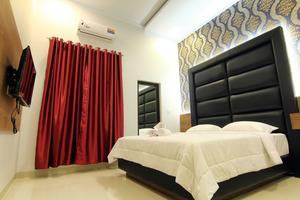 The Baliview Luxury Hotel & Resto Pekanbaru - kamar