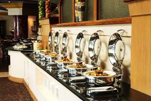 Hotel Aryaduta Semanggi - Porta Venezia Buffet setting