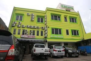 D'Inn Rungkut Juanda Surabaya - TAMPAK DEPAN HOTEL