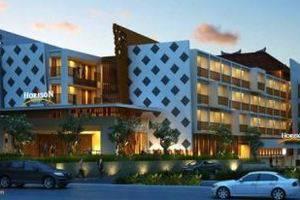 Horison Legian Bali - Bangunan
