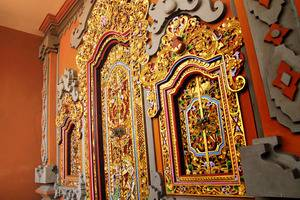 Bemo Corner Guest House Bali - Eksterior