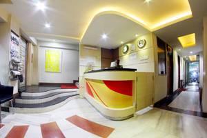 Antoni Hotel Jakarta - Resepsionis