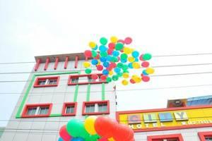 City Hotel Lubuklinggau - Eksterior