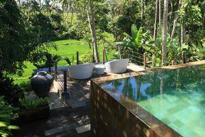 Swarapadi Villa Bali - Kolam Renang