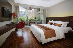 The Bene Hotel Bali - Deluxe Room - King Bed